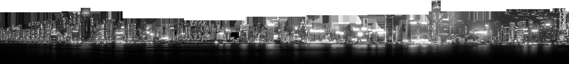 Hongkong---Skyline-slim-bw