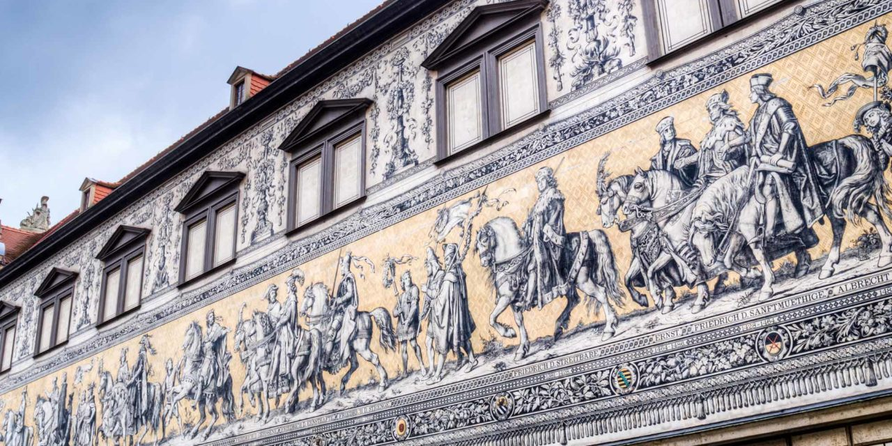 Dresden Sachsen Deutschland