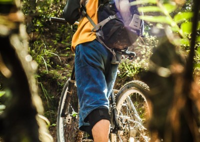 Mountainbiking in China Yunnan Dali Downhill Trail