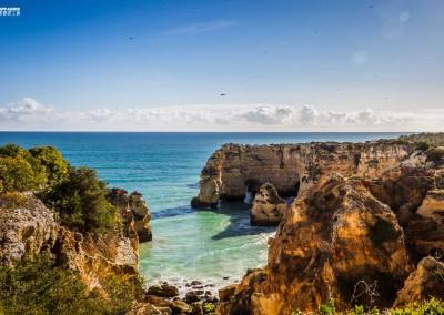 Algarve Portugal Marinha