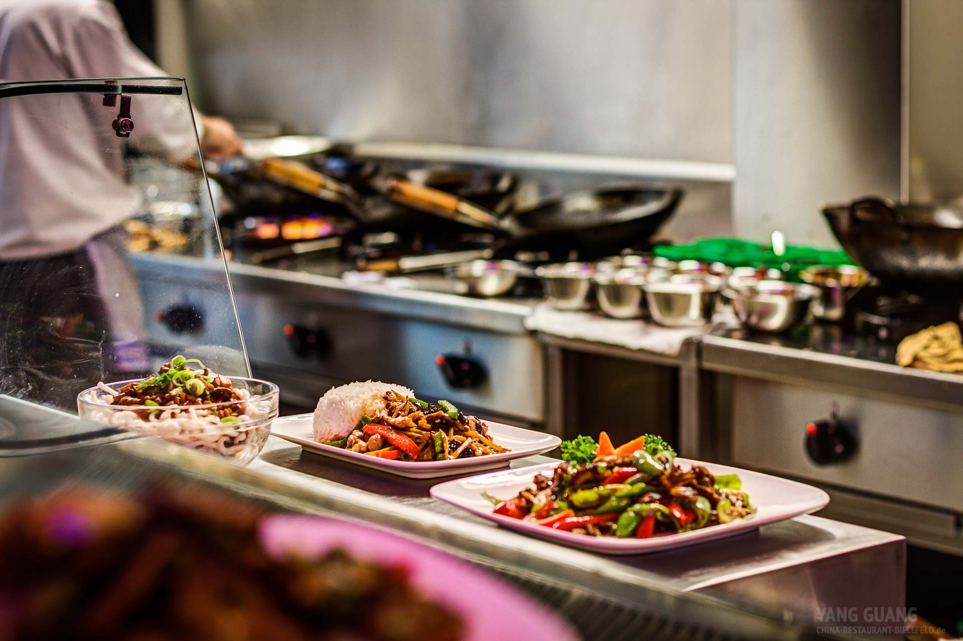 Yang Guang Restaurant