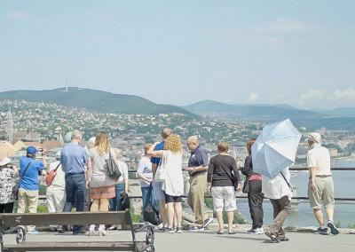 Huawei Magyar Hungary Film Production Budapest Citadella